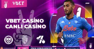 Vbet Canlı Casino
